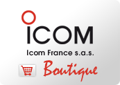 ICOM, Icom France s.a.s. Boutique